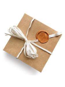 Подарочная упаковка в стиле  Ретро